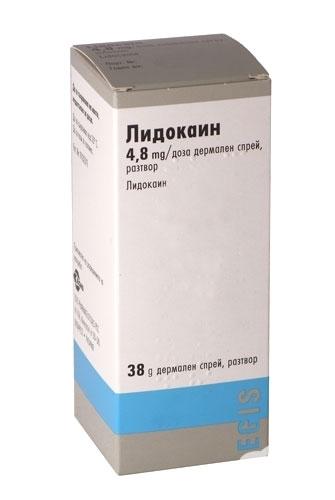 Лидокаин при беременности во втором