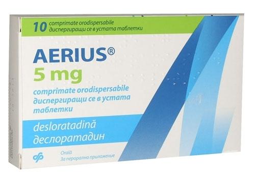 Aerius 5mg Reviews: Medicine for Various Allergies - RxStars
