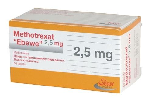 metex spritze 15mg