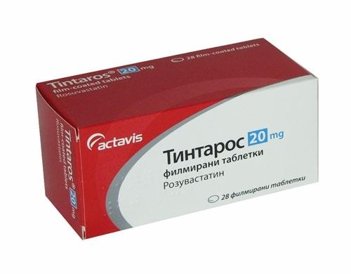 розувастатин 40 мг инструкция по применению цена